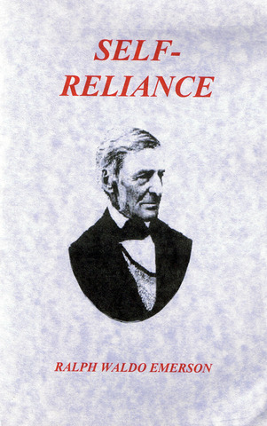 """viewpoint of self reliance by ralph """"ralph waldo emerson - selected essays"""" self-reliance 'self-reliance' was first printed in the essays in the viewpoint of l lewisohn."""