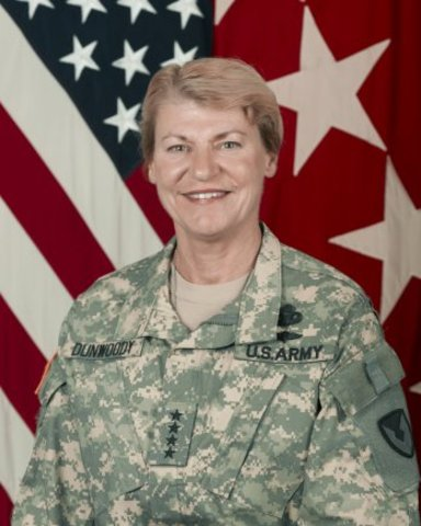 General Ann Dunwoody