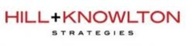 Hill and Knowlton becomes Hill and Knowlton Strategies
