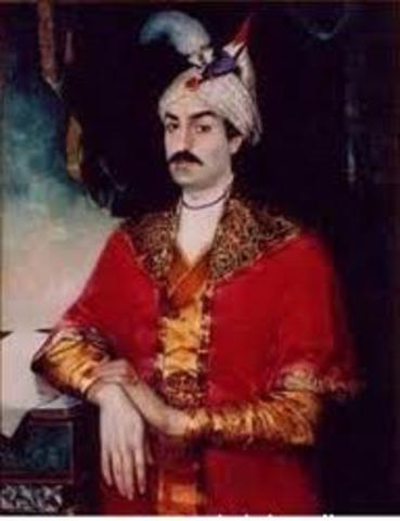 Ottoman Safavid Amp Mughal Empires Timeline Timetoast