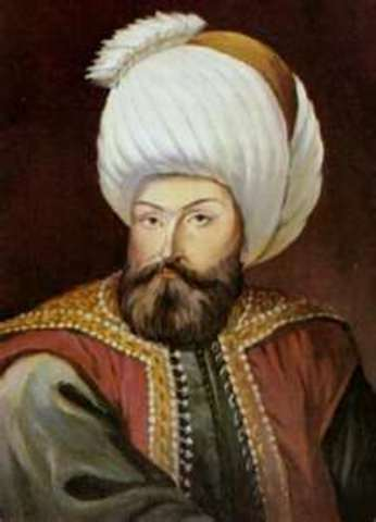 The Birth of Osman Bey
