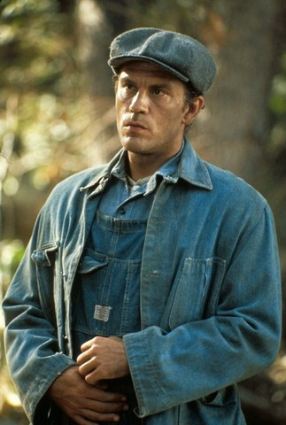 """did george milton kill lennie smalls Important quotes """"of mice and men sharp, strong features"""", description of george milton gonna let'em hurt lennie"""", george wants to protect."""