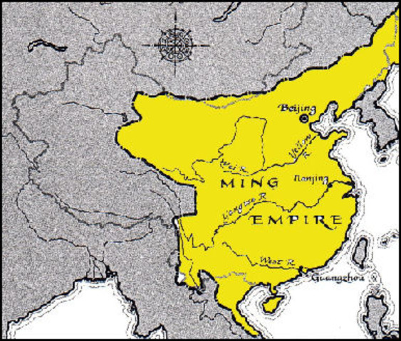 The ming dynasty essay