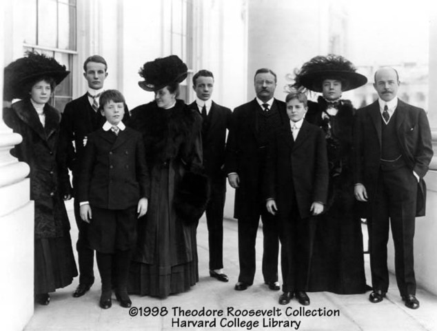 Theodore Roosevelt Marries Alice Hathaway Lee