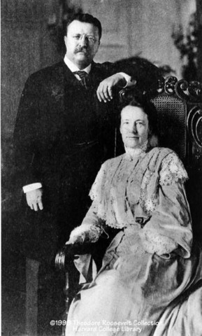 Theodore Roosevelt Marries Edith Kermit Carow