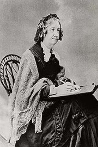 Birth date of Catharine Esther Beecher born.
