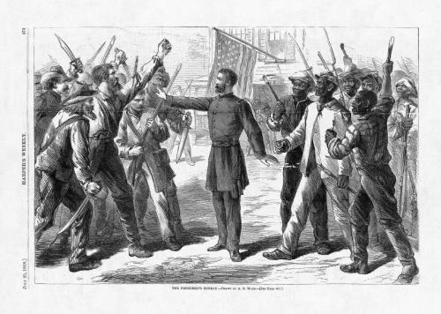 The Freedmen's Bureau Bill
