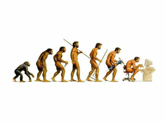 Challenging the teaching of evolution in schools.