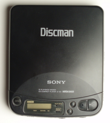 Portable CD Player