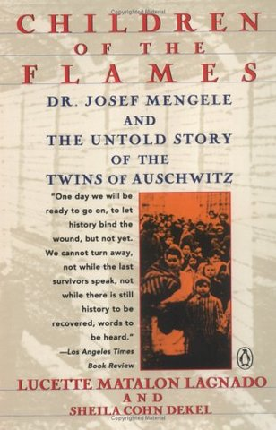 Book on Dr.Mengele is published