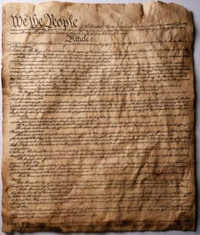influences on the constitution What influences do constitutionalism, capitalism, and democracy have on americans beliefs about liberty, equality, and self-government how did earlier documents influence the authors of the us constitution to divide political.