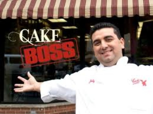 Cake Boss Family Feast
