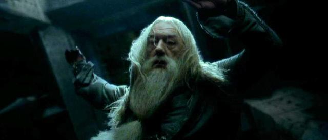 The Murder of Albus Dumbledore