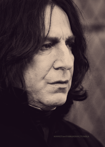 The Death of Severus Snape