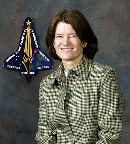 Sally Ride gets a new job