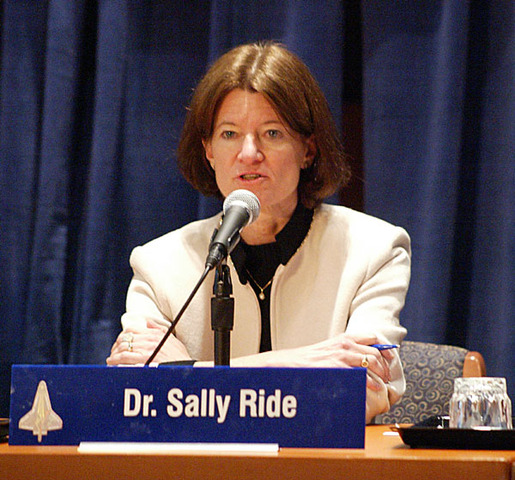 Sally Ride becomes a member of honored comittee