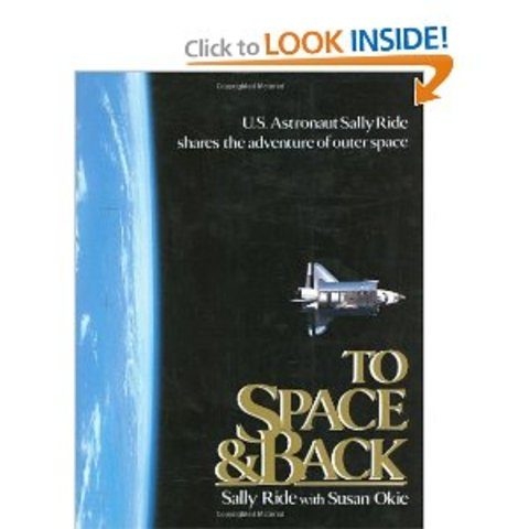 Sally Ride writes and publishes a second book