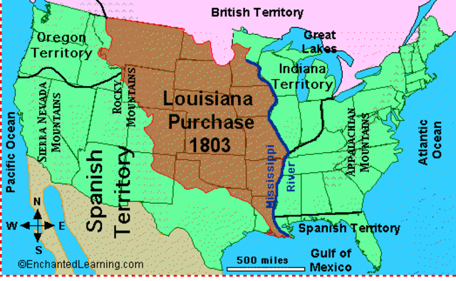 Louisiana Purchace
