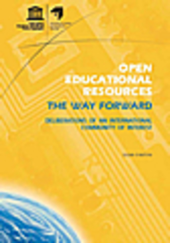 OER: The Way Forward report