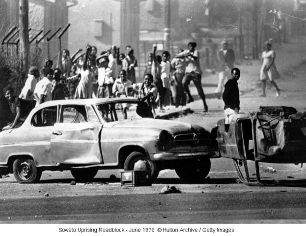 The Soweto Uprising