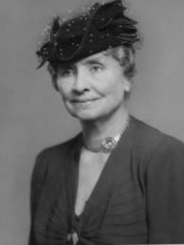 Radcliffe College Helen Keller 26383 | RIMEDIA