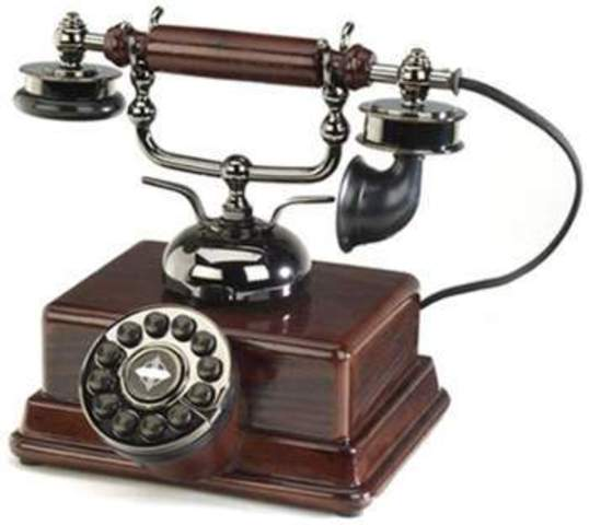 Evolution of the Telegraph into the Telephone