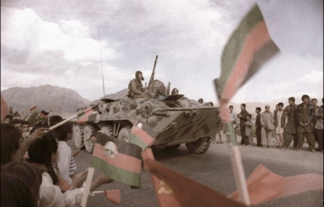 U.S. Invasion of Afghanistan