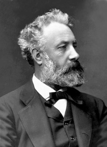 a biography of jules verne the father of science fiction Posts about jules verne written by the real chem shady  (nat geo, 2011)  verne is regarded by many as the father of science fiction and has.