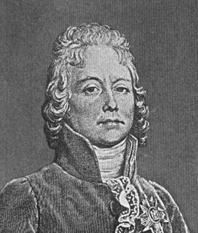 Talleyrand proposes to Livingston a purchase of Louisiana