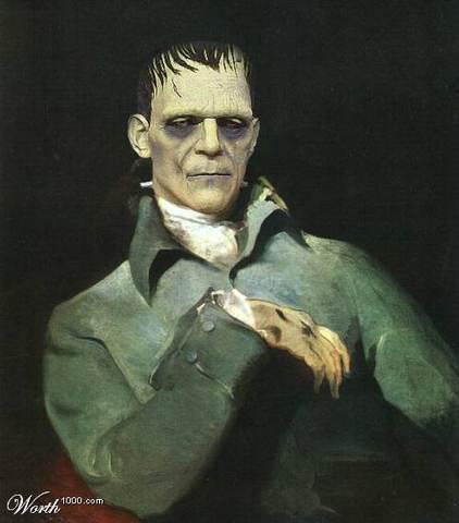 Frankenstein publication date in Sydney