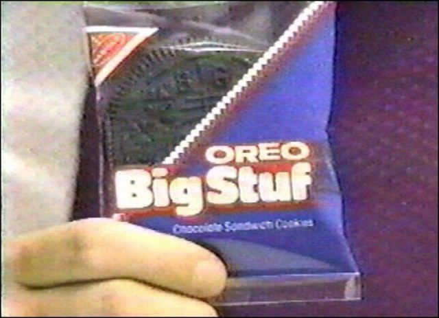 Big Stuf Oreos are Introduced