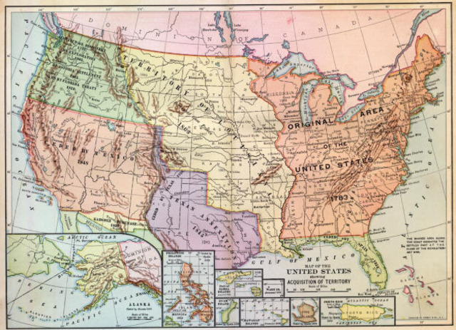 Westward Expansion/ Manifest Destiny