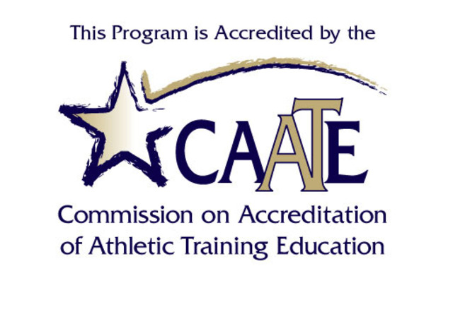 athletic training certification caate program examination education trainers timetoast accredited scavenger hunt