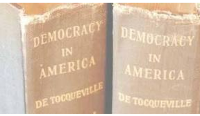 Democracy in America-book