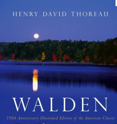 Walden-Henry David Thoreau