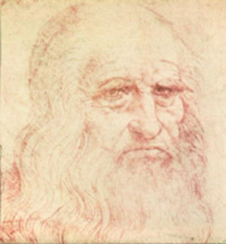 Da Vinci fleeing