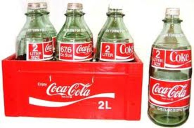 the Company pioneered the innovative six-bottle carton