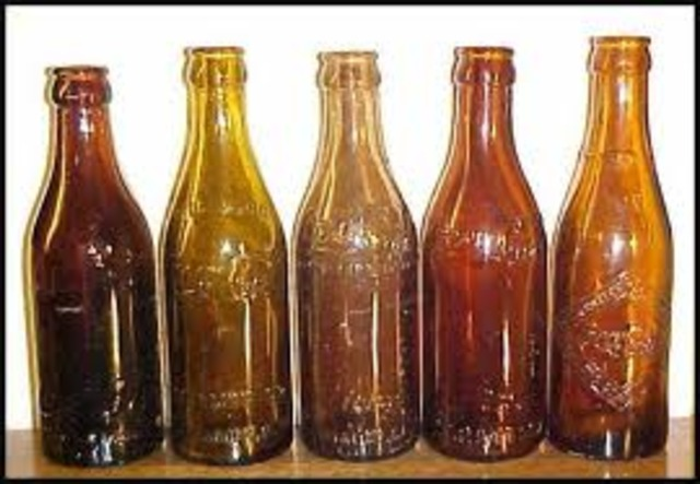 Coca-Cola sales in bottles