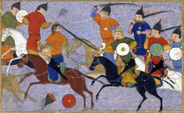Mongols Invaded Russia