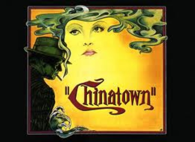 The movie Chinatown was released