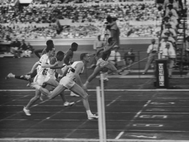 meet us olympic athletes 1960s