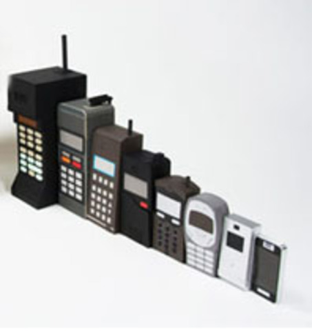 History of the Mobile Phone timeline   Timetoast timelines