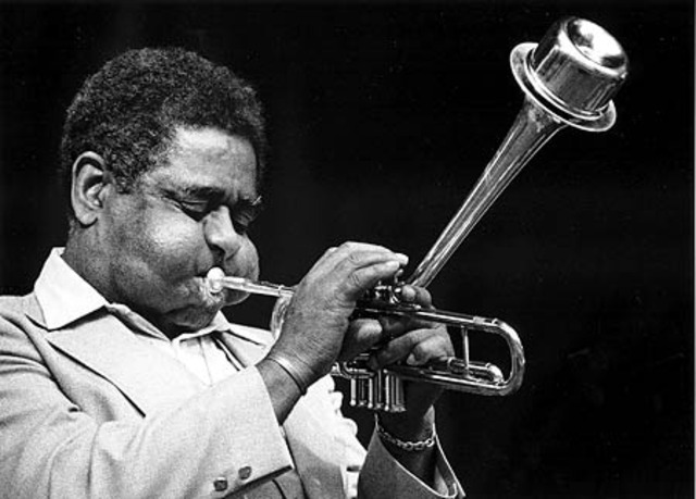 Birth of Dizzy Gillespie