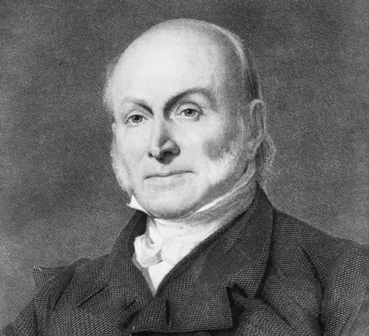Sixth President : John Quincy Adams 1825-1829