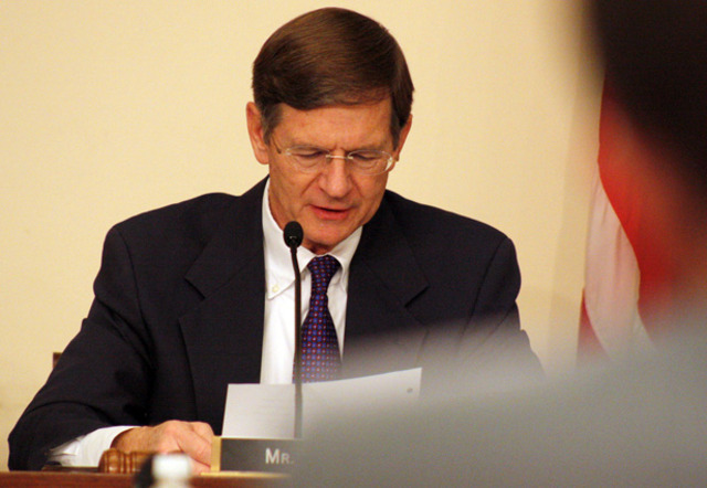 Lamar Smith loses his primary race