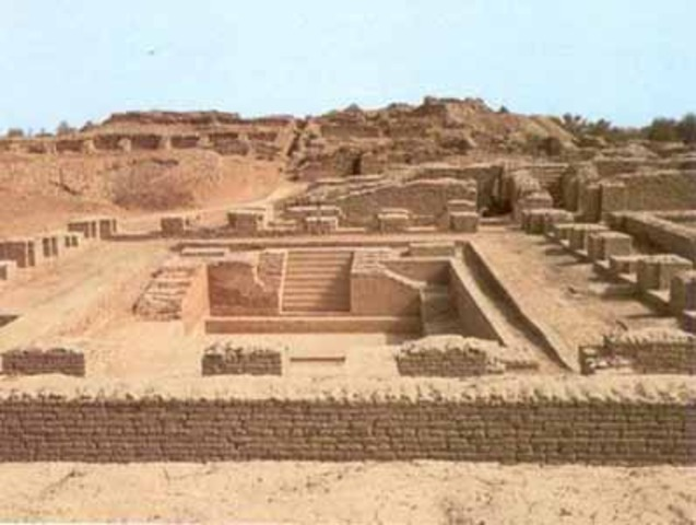Indus Valley Civilization 8000-1900 BCE