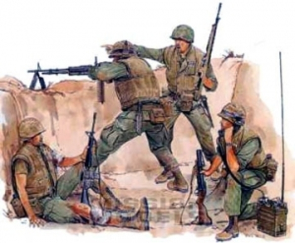 The Battle of Khe Sanh