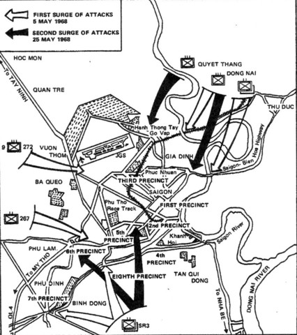 Second Battle of Saigon