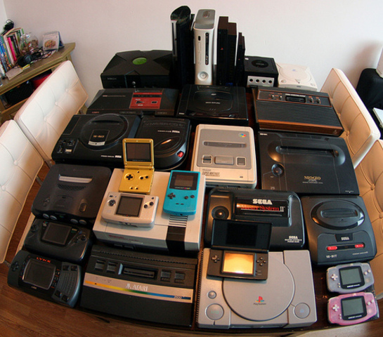 video game consoles - photo #29