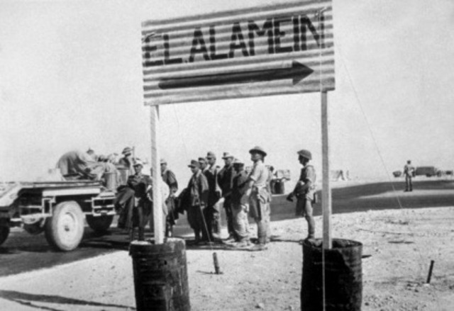 Battle of El Alamein